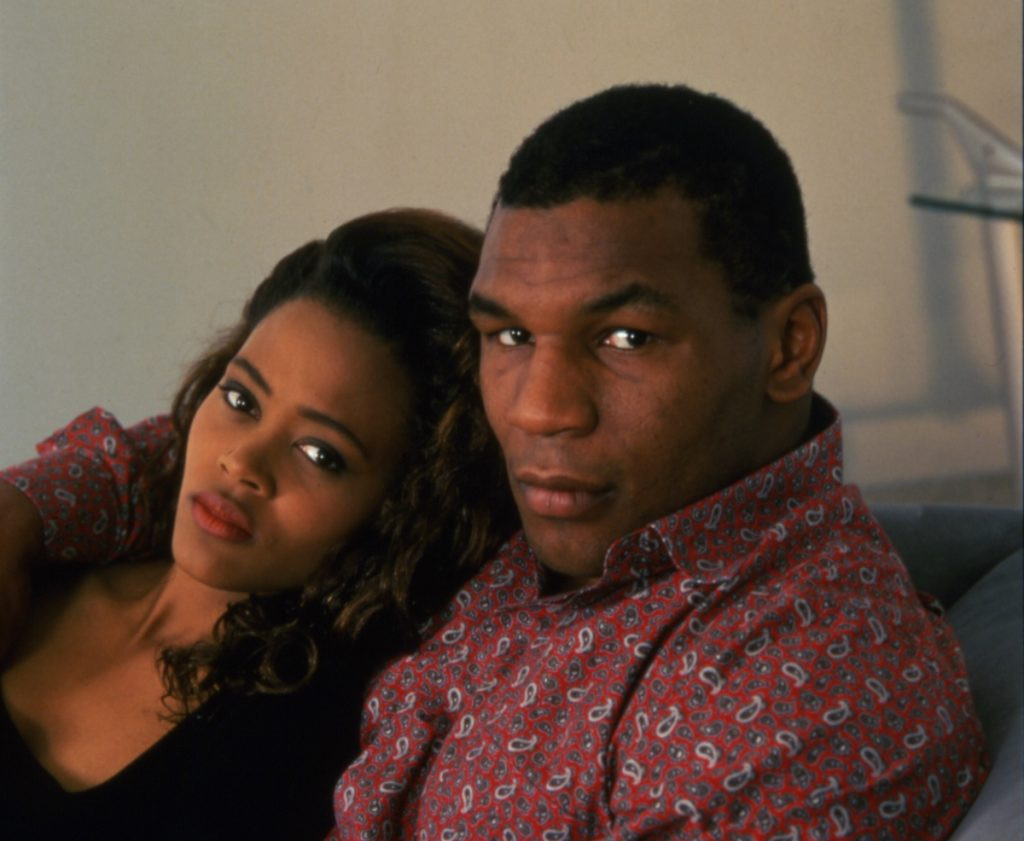 Robin Givens Wants to Be Left Out of Mike Tyson's Upcoming Biopic ...