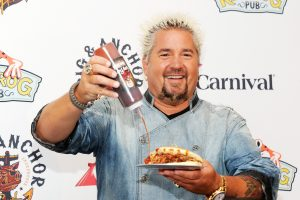 Guy Fieri Fans Called Him Out for the Way He Pronounces 'Worcestershire'