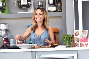 Giada De Laurentiis' Red, White, and Blue Salad Is a Must for the 4th of July Weekend