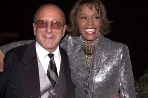 Clive Davis Convinced Whitney Houston to Sign With Him by Agreeing to an Unheard of Clause in Her Record Contract