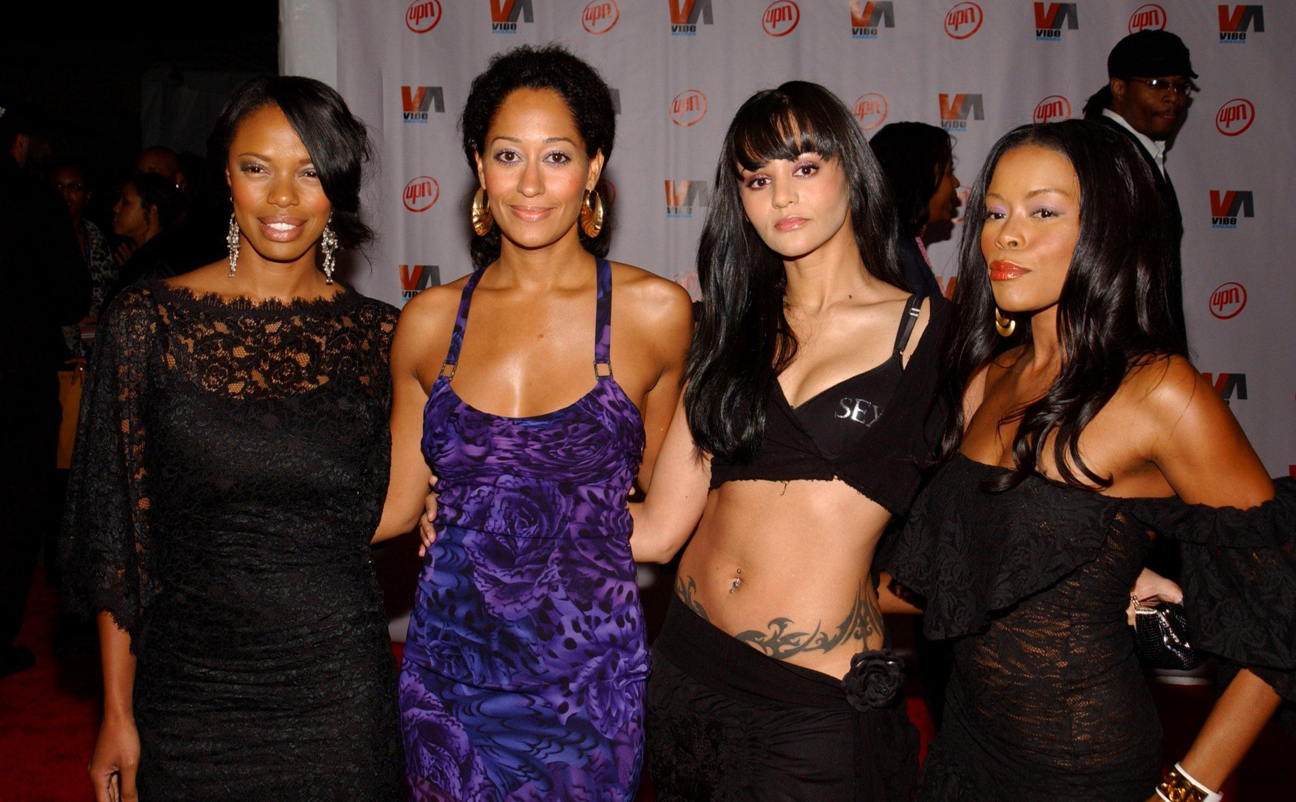cast of girlfriends on bet
