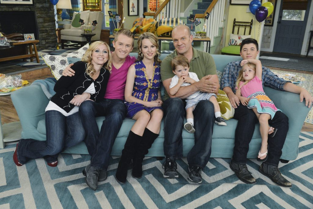 The cast of Disney Channel's 'Good Luck Charlie'