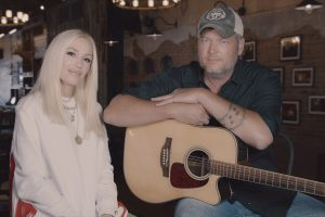 What Blake Shelton and Gwen Stefani's 'Happy Anywhere' Says About Their Relationship