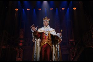 'Hamilton' King George III Scene Stealer Jonathan Groff Stole This Disney Movie First