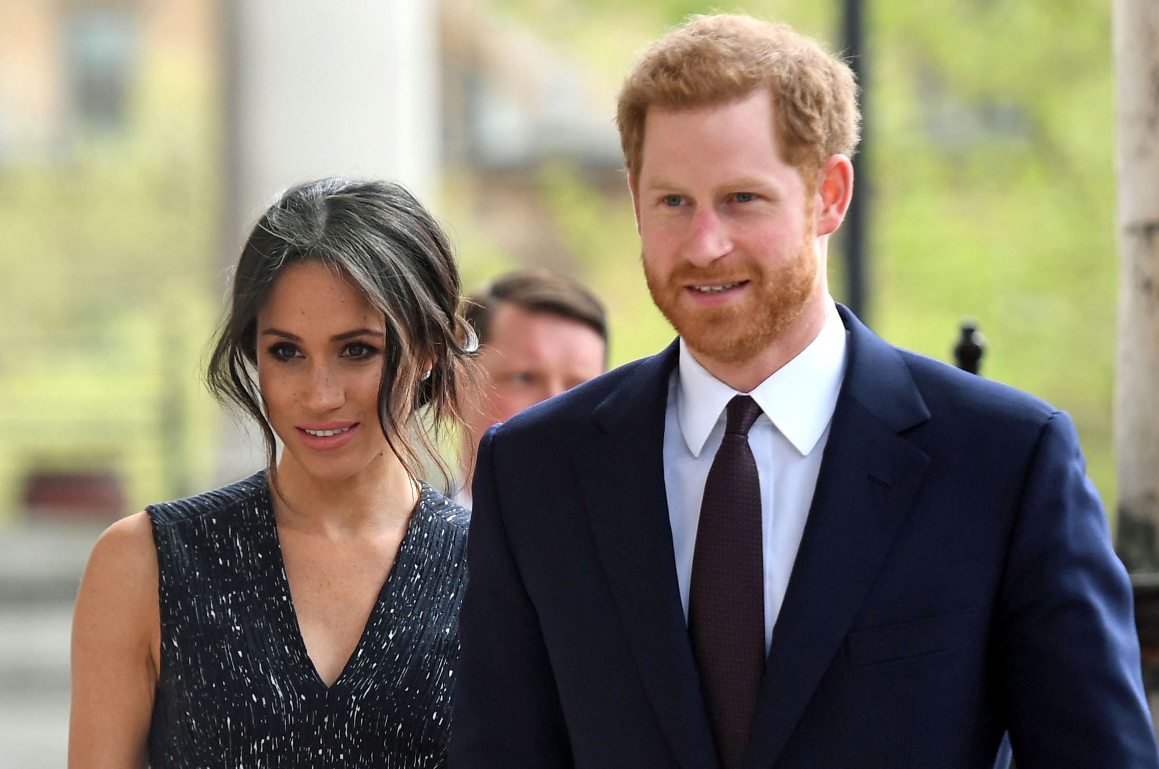 Prince Harry & Meghan Markle Sue Photographer Over Archie Pic