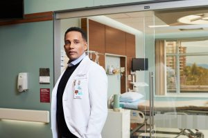 'The Good Doctor': Who Plays Dr. Marcus Andrews?