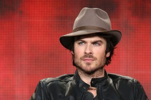'Vampire Diaries': Ian Somerhalder Tanked His Audition and Had to Re-Test