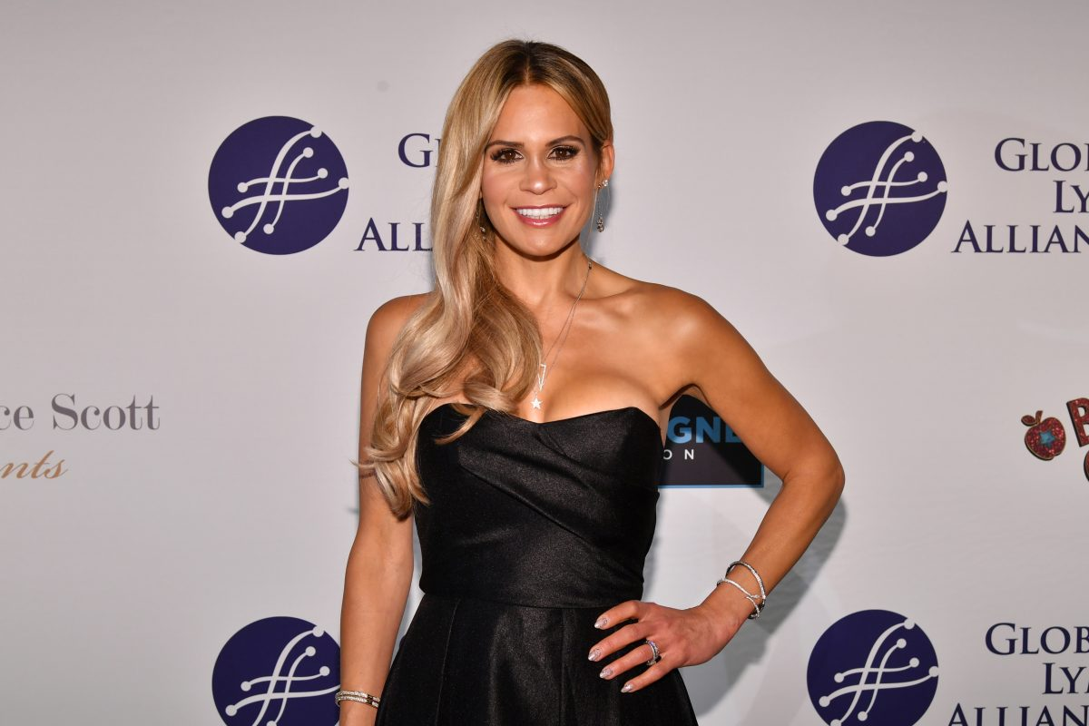 Jackie Goldschneider attends the Global Lyme Alliance fifth annual New York City Gala