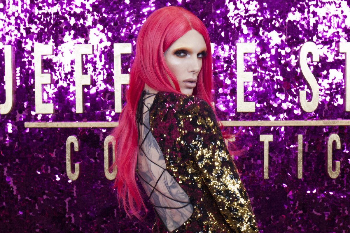 Jeffree Star attends the 3rd Annual RuPaul's DragCon at Los Angeles Convention Center