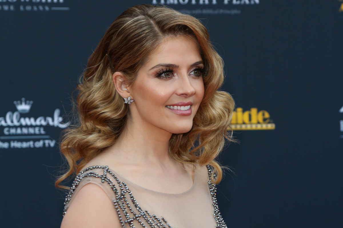 Jen Lilley attends the 28th Annual Movieguide Awards Gala at Avalon Theater