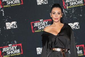 'Jersey Shore' star Jenni 'JWOWW' Farley's Instagram Photo Started a Heated Debate About Masks on Children