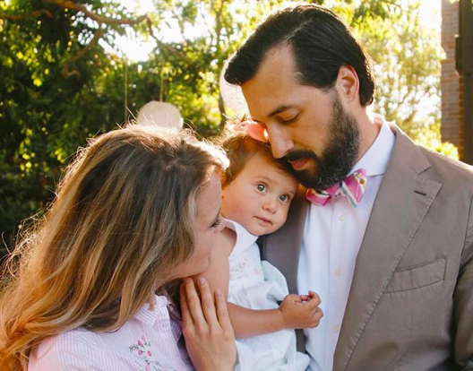 Jinger Duggar and Jeremy Vuolo Barely Wrote About Their Daughter for Her Birthday