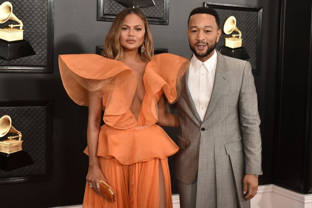 How Chrissy Teigen Changed John Legend's Womanizing Ways