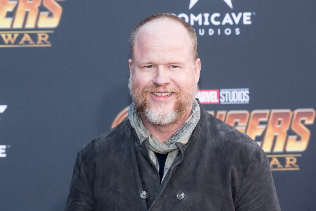"Joss Whedon attends the ""Avengers: Infinity War"" World Premiere"