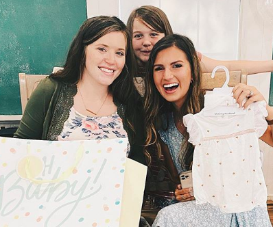 Joy-Anna Duggar Didn't Post Anything to Social Media About Her Baby Shower