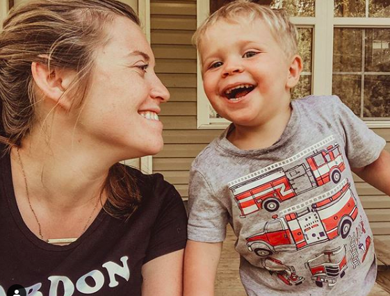 Joy-Anna Duggar and Austin Forsyth Excitedly Announced They Let Their 2-Year-Old Son Pick Out Fireworks