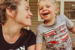 Joy-Anna Duggar Proves She Lets Her Son, Gideon, Truly Be a Kid in Her July 4th Video