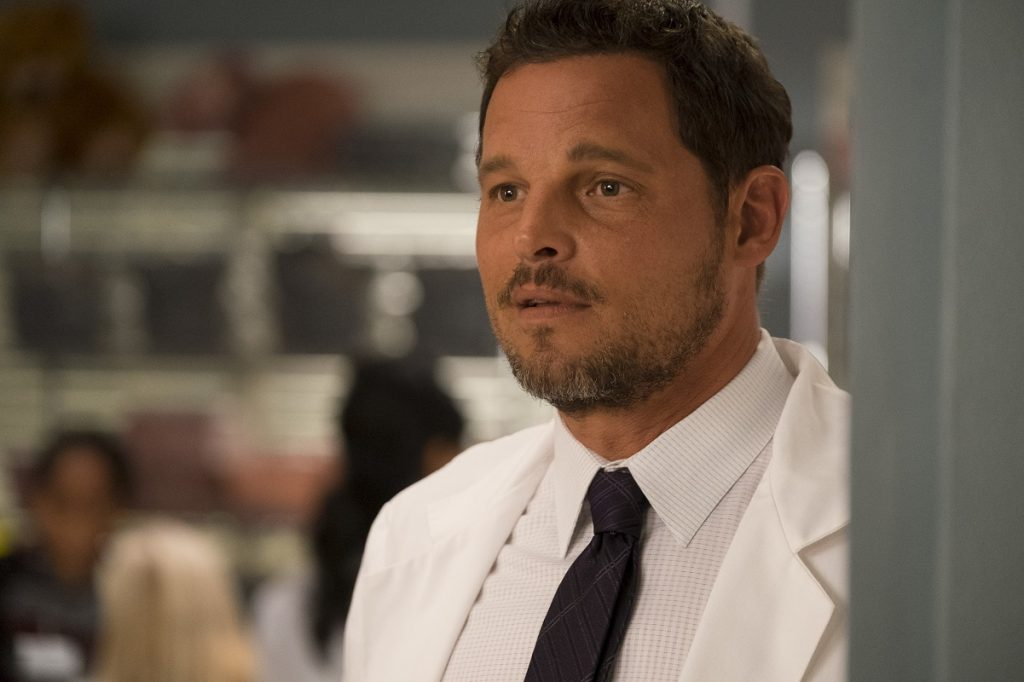 Justin Chambers from 'Grey's Anatomy'