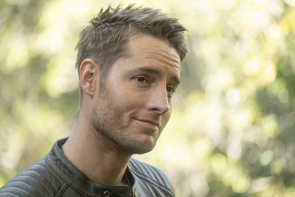 Justin Hartley as Kevin on This Is Us - Season 4