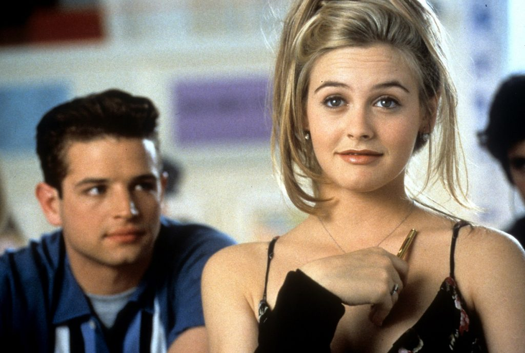 Justin Walker and Alicia Silverstone Clueless outfits