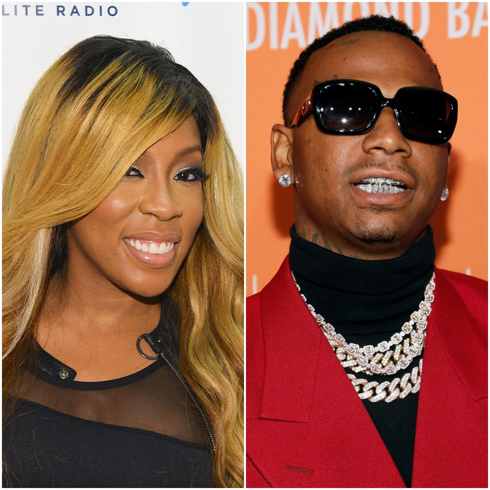 K. Michelle and Moneybagg Yo