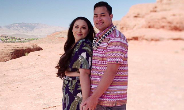 '90 Day Fiancé': See Kalani and Asuelu's Adorable Day Out in the Snow With Their Kids