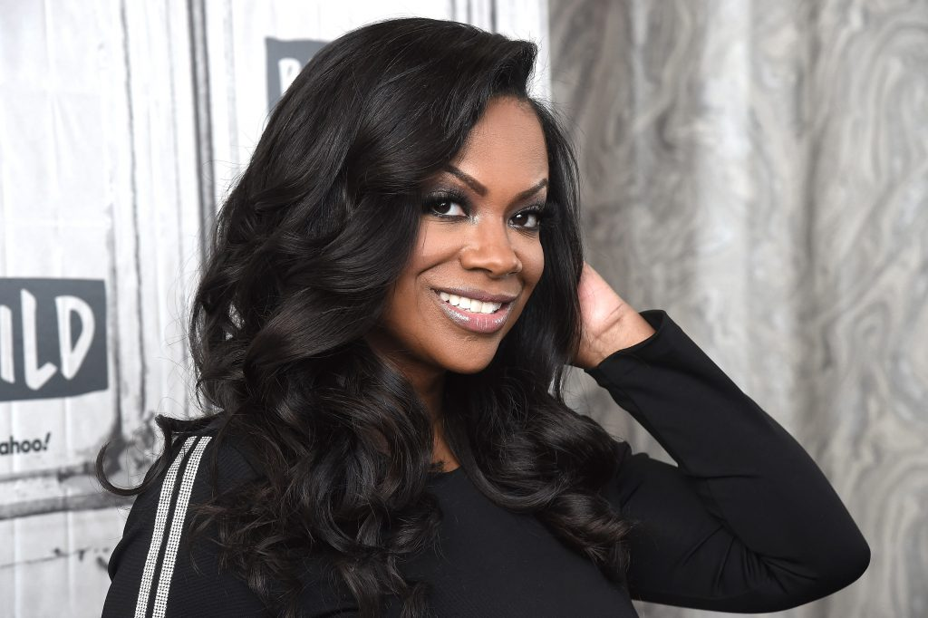 TV personality, singer and actress Kandi Burruss visits the Build Series to discuss The Real Housewives of Atlanta at Build Studio