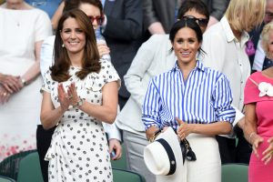 Kate Middleton Went Directly To Queen Elizabeth Over Her 'Concerns' About Meghan Markle Claims New Book