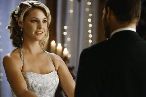 'Grey's Anatomy': Katherine Heigl Totally Faked Her Audition for Izzie Stevens