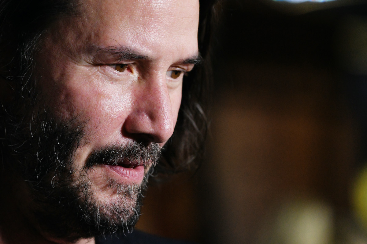 Keanu Reeves U0026 39 Past Created A Very Awkward Situation On The