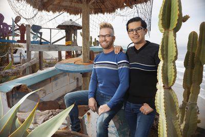 Kenneth Niedermeier and Armando Rubio of 90 Day Fiancé