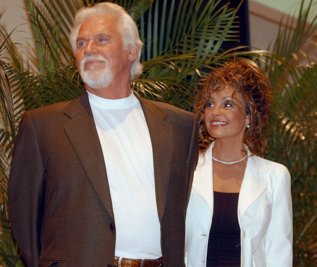 Kenny Rogers and Wanda Miller   Erik S. Lesser/Getty Images