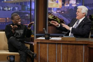 Kevin Hart Was Convinced Jay Leno Was Trying to Kill Him When They Went Off-Roading