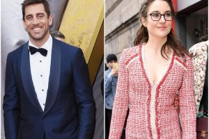 What Is the Age Difference Between Aaron Rodgers and His Rumored Girlfriend Shailene Woodley?