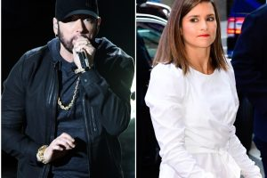 Inside Eminem's Feud With Aaron Rodgers' Ex-Girlfriend Danica Patrick