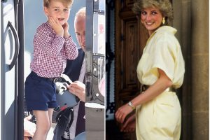 Princess Diana's Friend Reveals What Prince George Inherited From His Late Grandmother