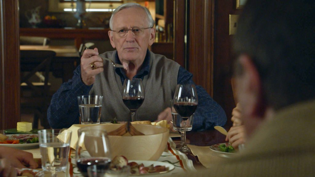 Len Cariou  as Henry Reagan on Blue Bloods | CBS via Getty Images