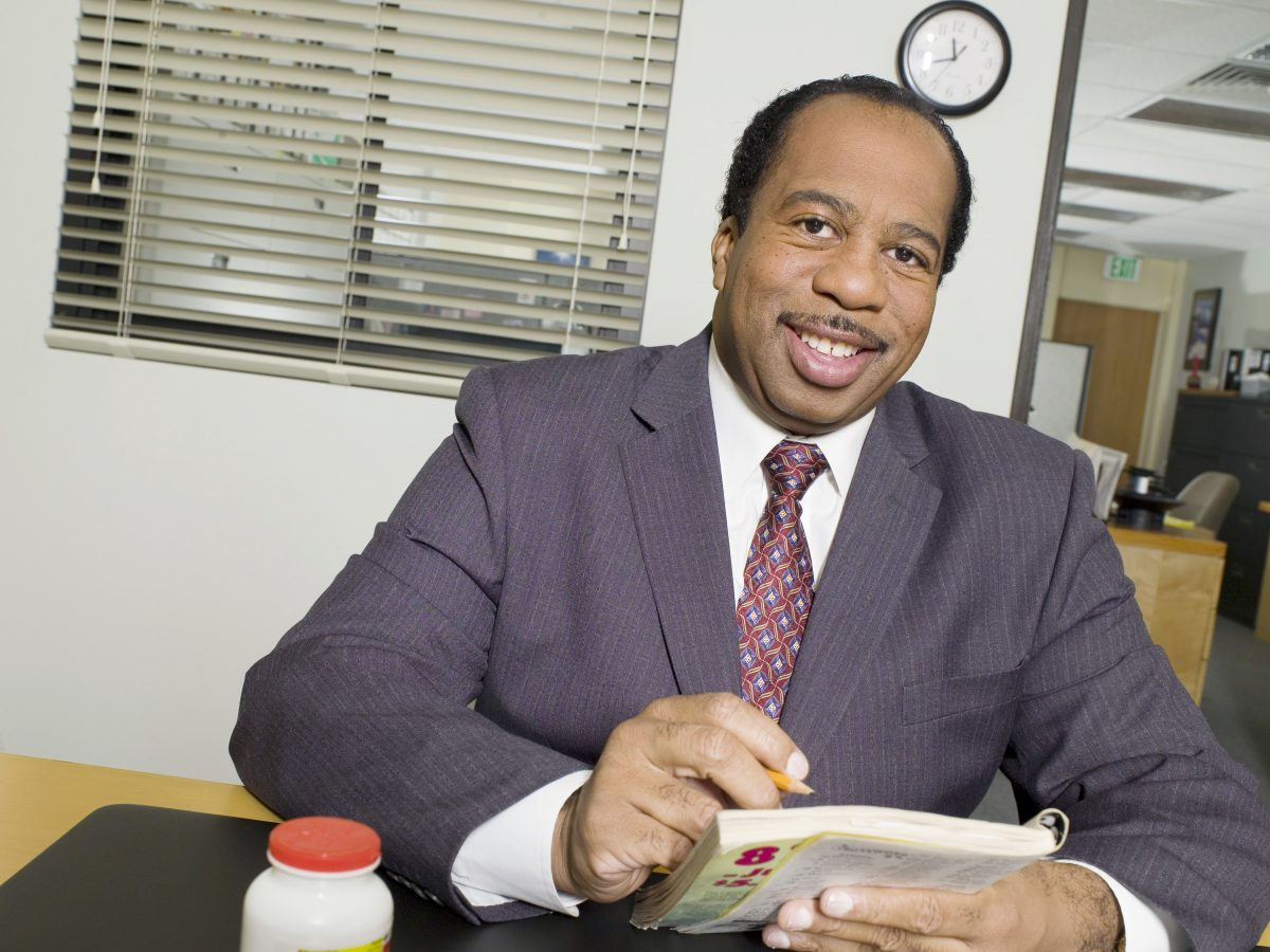 Leslie David Baker as Stanley Hudson