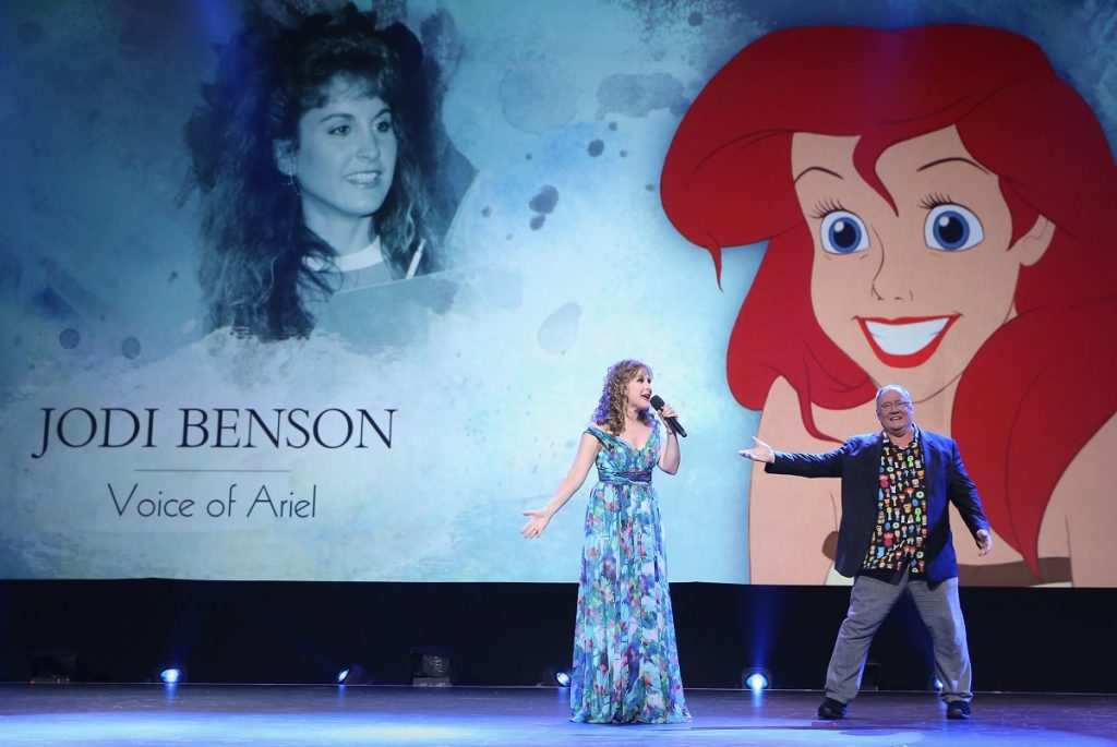 Little Mermaid Jodi Benson