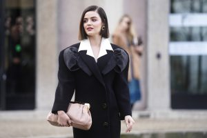 Lucy Hale Receives Support From Her 'Pretty Little Liars' Family
