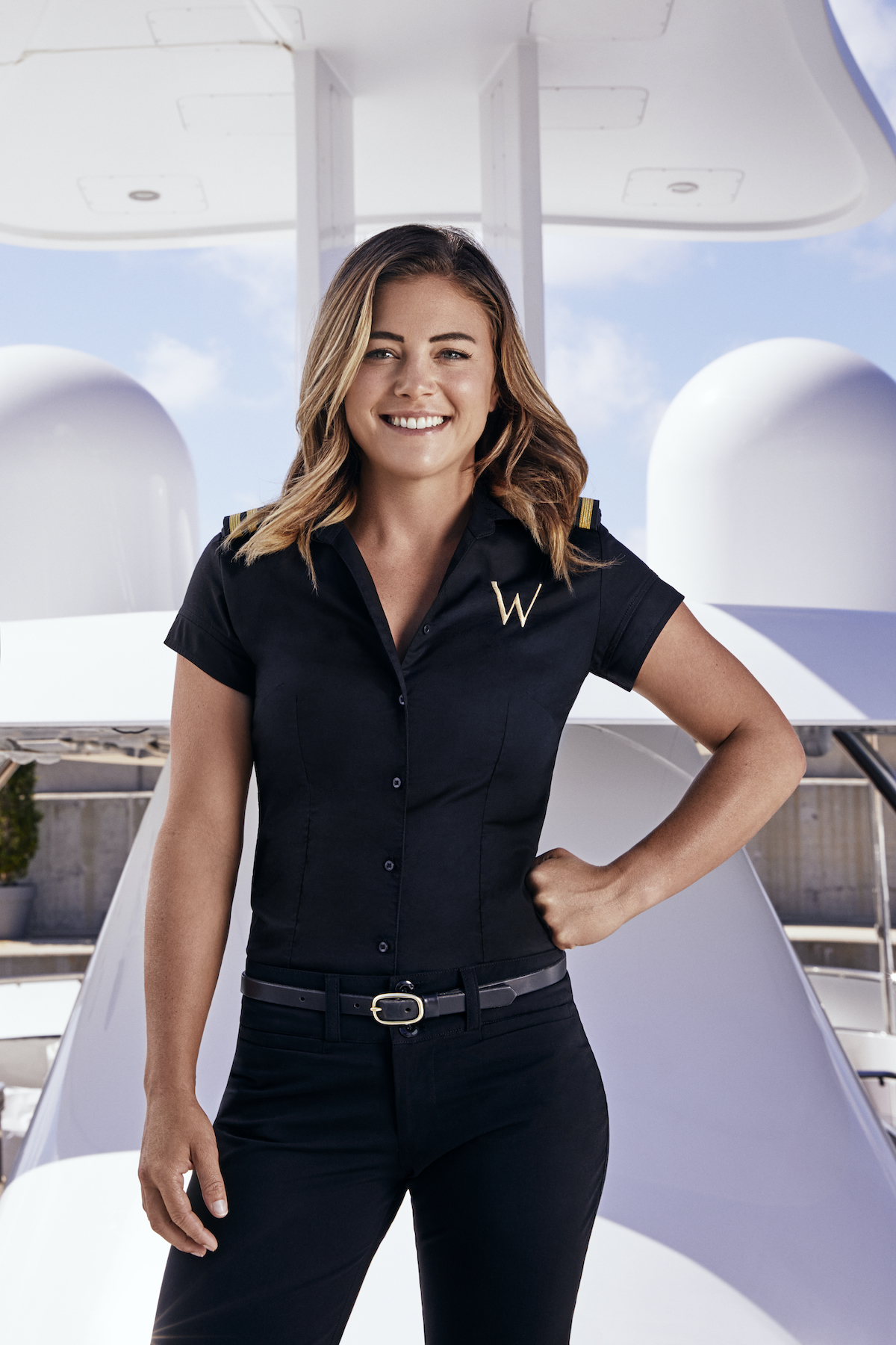 Malia White from 'Below Deck Med'