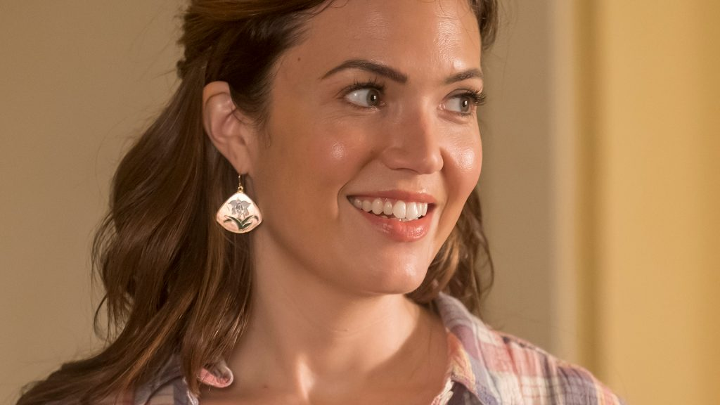 Mandy Moore as Rebecca on 'This Is Us' Season 4 Episode 5