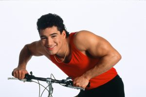 'Saved By the Bell': Mario Lopez Credits His Iconic Look As Slater to an A-list Star