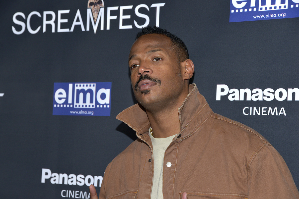 Marlon Wayans attends the 2019 Screamfest