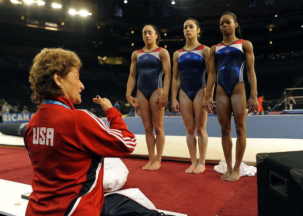 Athlete A gymnastics documentary movie