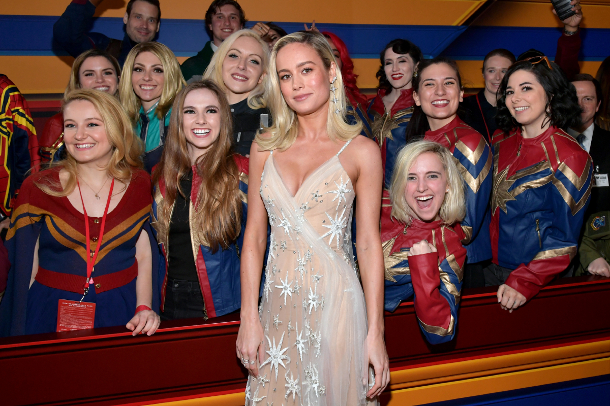 Marvel A-Force Brie Larson