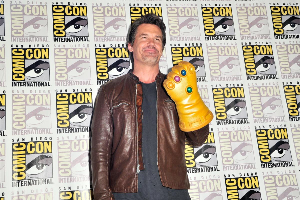 Marvel Thanos Josh Brolin