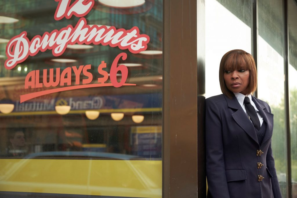 Mary J. Blige in 'The Umbrella Academy'