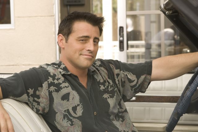 'Friends' Actor Matt LeBlanc Has the Skills of a Professional Race Car Driver
