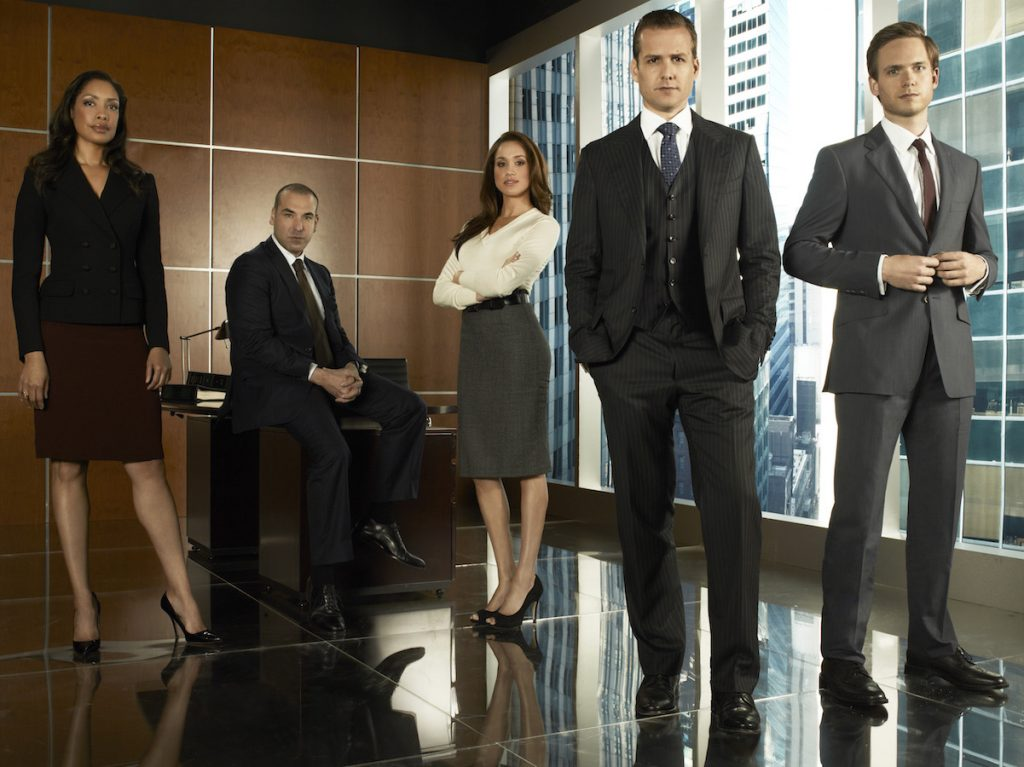 Meghan Markle starred on 'Suits' for its first seven seasons.